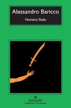 portada Homero, Ilíada