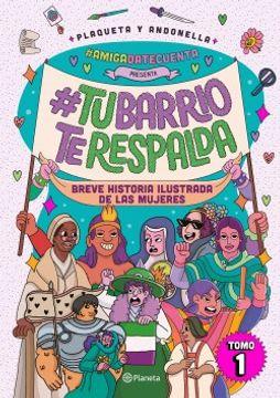 portada #AmigaDateCuenta presenta: #TuBarrioTeRespalda