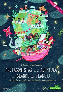 portada Protagonistas de la aventura más grande del Planeta