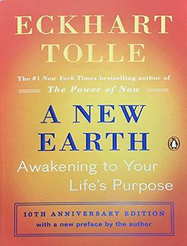 portada A new Earth: Awakening to Your Life's Purpose (Oprah's Book Club) (libro en Inglés)