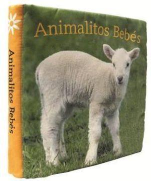 portada Animalitos Bebes (Milibro de Fotos de Tela Suave)