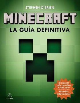 portada Minecraft la Guia Definitiva el Manual mas Completo a Todo Color