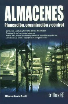portada Almacenes. Planeación, Organización y Control