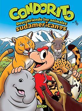 portada Condorito Descubriendo los Animales Sudamericanos