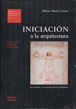 portada Iniciación a la arquitectura (4 Ed.) (E.U.A. 4)