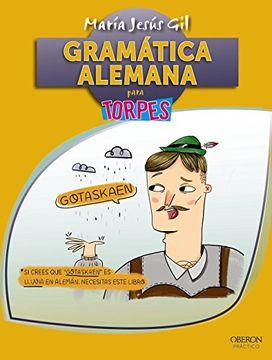 portada Gramática Alemana (Torpes 2. 0)