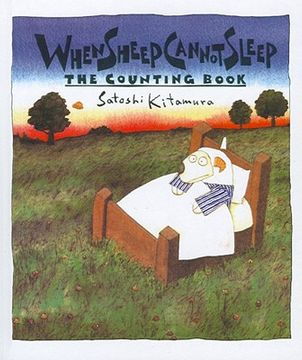 portada when sheep cannot sleep: the counting book