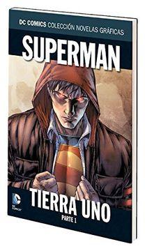 portada Dc Comics: Colección Novelas Gráficas - Superman: Tierra uno Parte 1: 3