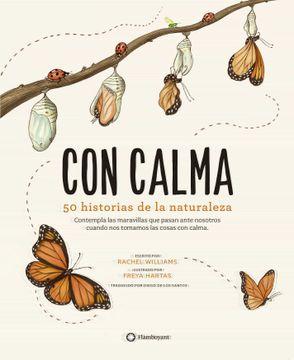 portada Con Calma: 50 Historias de la Naturaleza