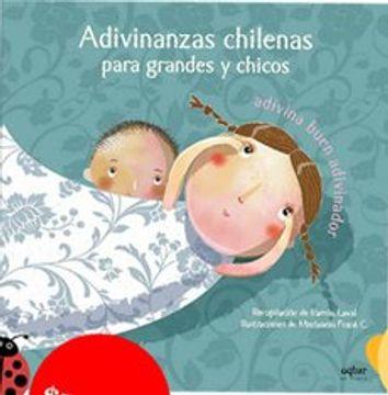 portada Adivinanzas Chilenas Para Grandes y Chicos