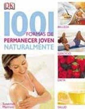 portada 1001 Formas de Mantenerse Joven Naturalmente