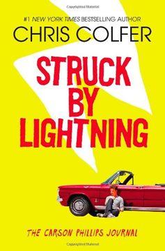 portada Struck By Lightning: The Carson Phillips Journal