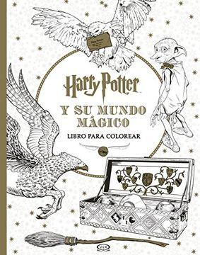 portada Harry Potter y su Mundo Magico