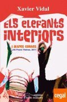 portada Els elefants interiors: i altres contes (Lo Marraco)