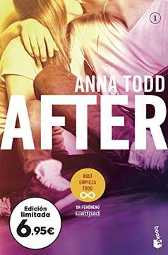 portada After (Serie After 1)
