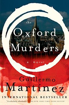 portada The Oxford Murders (libro en Inglés)