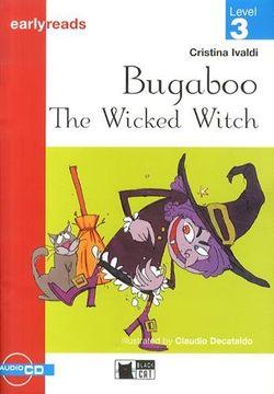 portada Buga Boo. The wicked witch. Con audiolibro (Primaria.English letture)