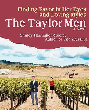 portada the taylor men: finding favor in her eyes and loving myles