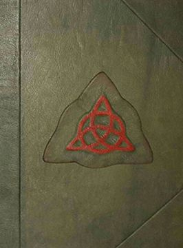 portada Charmed Book of Shadows Replica