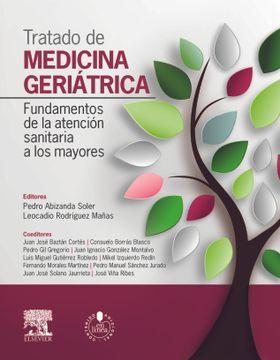 portada Tratado de Medicina Geriatrica + Acceso Web. Fundamentos de la Atencion Sanitaria a los Mayores