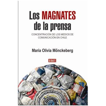 portada Los Magnates de la Prensa
