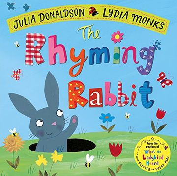 portada The Rhyming Rabbit (Julia Donaldson/Lydia Monks)