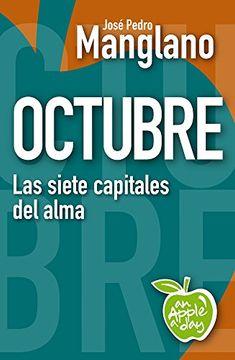 portada Octubre: Las Siete Capitales del Alma