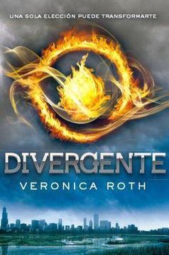 portada Saga Divergente 1 Divergente (2? Edicion)