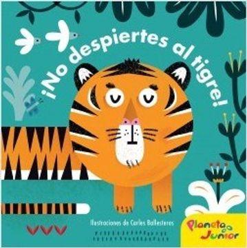 portada No Despiertes al Tigre