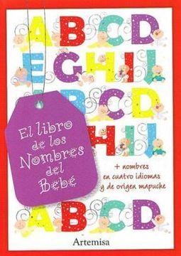portada El Libro de los Nombres del Bebe