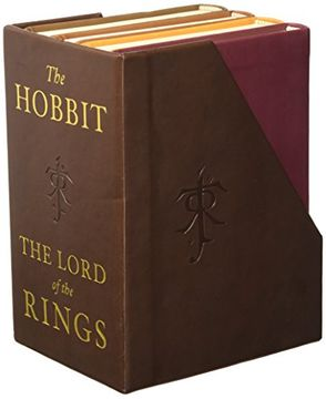 portada The Hobbit and the Lord of the Rings: Deluxe Pocket Boxed set (libro en Inglés)