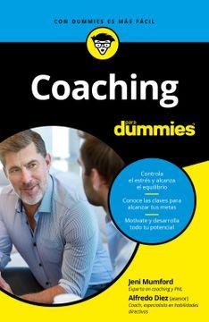 portada Coaching Para Dummies