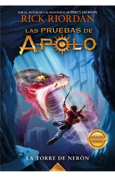 portada Pruebas de Apolo v, las - la Torre de ne