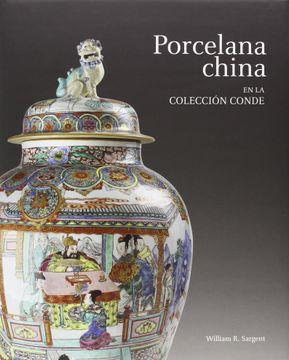 portada Porcelana China en la Colección Conde