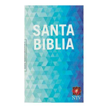 portada Santa Biblia Ntv, Edicion Semilla, Agua Viva