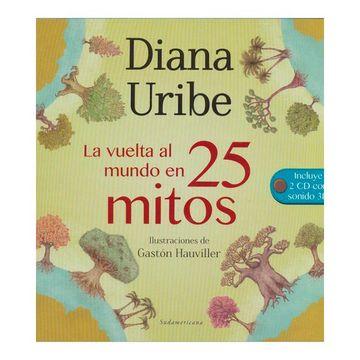 portada La Vuelta al Mundo en 25 Mitos 2 cd