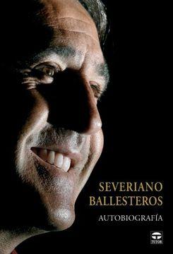 portada Severiano Ballesteros: Autobiografía