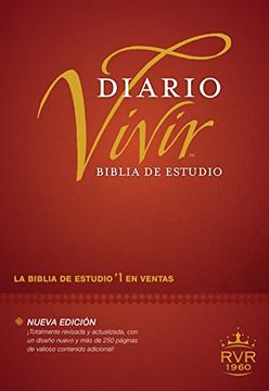portada Biblia de Estudio del Diario Vivir Rvr60