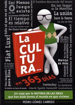 portada La Cultura en 365 Días