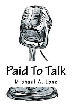 portada Paid To Talk: A Journey Into Voice Acting