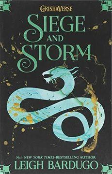 portada Grisha: Siege and Storm