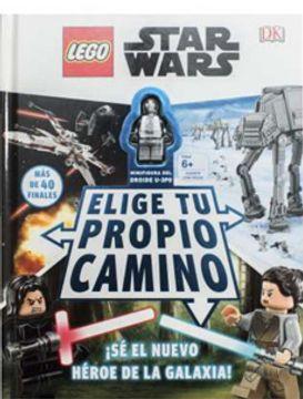 portada Lego Star Wars Elige tu Propio Camino