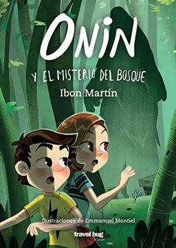 portada Onin y el Misterio del Bosque