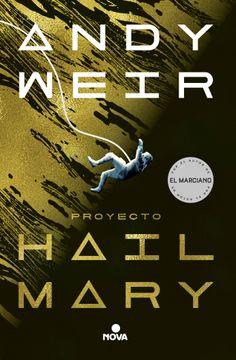 portada PROYECTO HAIL MARY