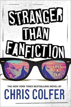 portada Stranger Than Fanfiction (libro en Inglés)