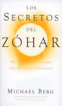 portada Los Secretos del Zohar