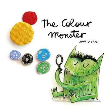 portada The Colour Monster (libro en Inglés)