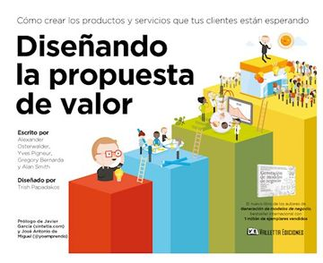 portada Diseñando la Propuesta de Valor