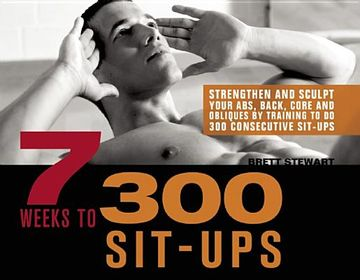 portada 7 weeks to 300 sit-ups