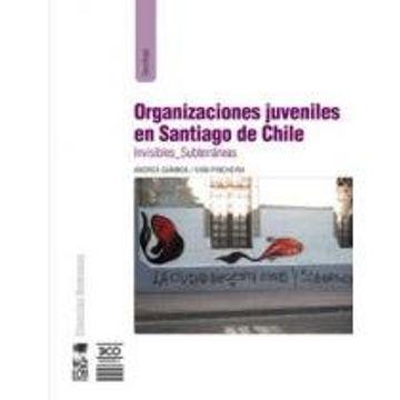 portada Organizaciones Juveniles en Santiago de Chile